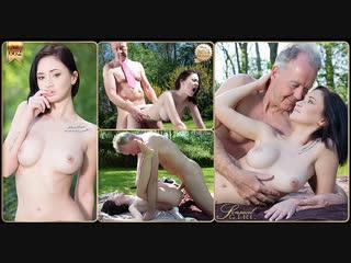 Gina Ferocious [PornMir, ПОРНО ВК, new Porn vk, HD 1080, Oldman  Young girl, big-tits, blowjob, brunette, close-up, cum-licking]