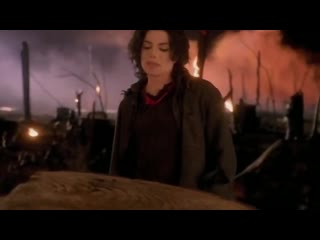 Michael Jackson - Earth Song _ Майкл Джексон - Песня Земли