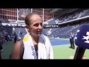 Алена Остапенко о победе над Петкович 🌪