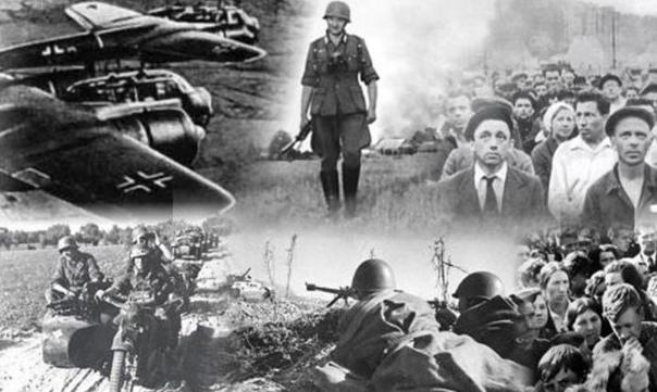 Уважаемые читатели, предлагаю вашему вниманию свой цикл стихотворений на военную тему
