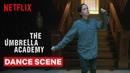 The Umbrella Academy | Dance Like No One's Watching | Netflix