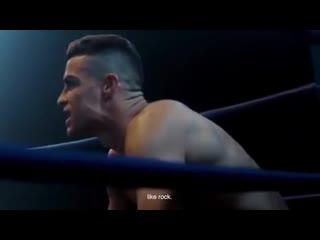 Криштиану и Неймар снялись в роли боксеров в рекламе MEO