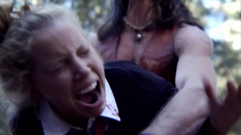 худ.фильм триллер про отморозков и месть им(есть бдсм и садизм) Run! Bitch Run!(Беги, сука, беги!) - 2009 год.