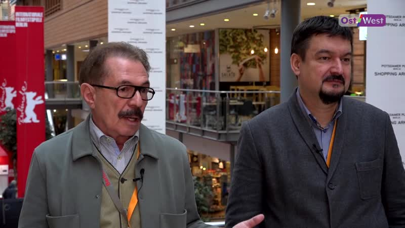 Борис Берман и Ильдар Жандарёв о самых скандальных и обсуждаемых фильмах Берлинале