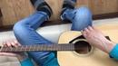 Урок Гитары ОТ ПЕРВОГО ЛИЦА. №1 - Простые аккорды. Видео самоучитель гитары.
