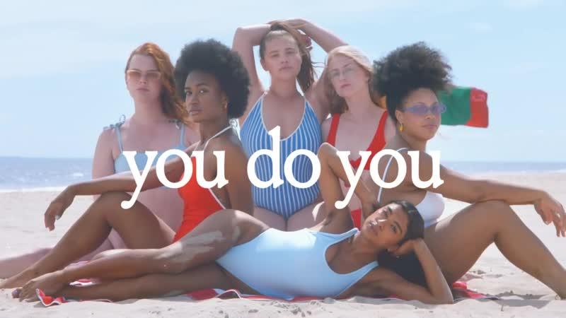 Billie выпустила бодипозитивную рекламу: Red, White, and You Do You