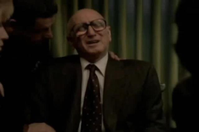 The Sopranos s05e07 . Какая же все это хуйня