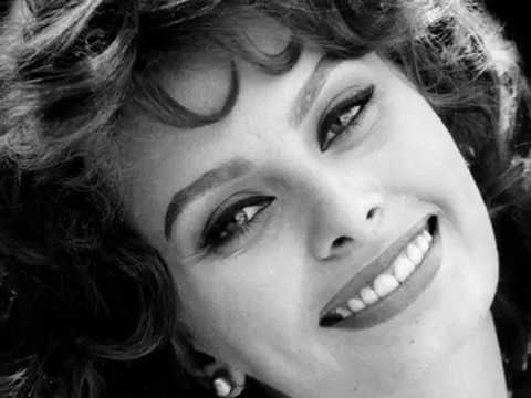 Софи Лорен Красавица в 80 с лишним
