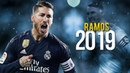 Sergio Ramos 2018/19 • Mr. Panenka • Tackles, Goals, Defensive Skills HD