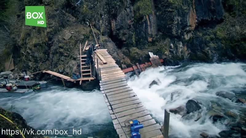 Золотая Лихорадка - Бурные Воды - 2 сезон - 1 эп. Ответный Удар Дакотских Парней.