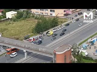 Смертельное ДТП в Москве