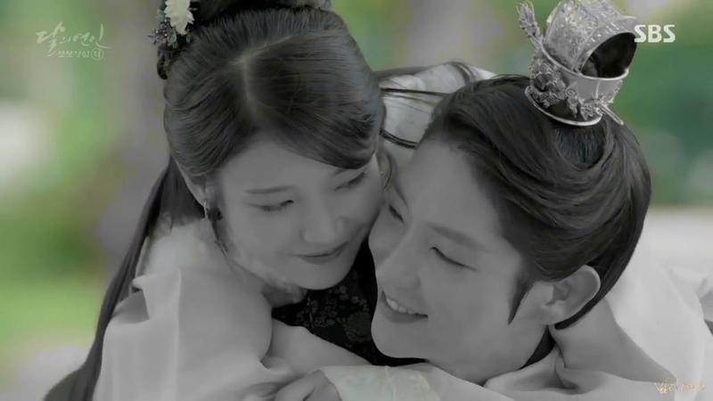 История любви Хэ Су и Ван Со. Клип к дораме Лунные влюбленныеАлое сердце Корё