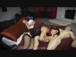 RedMilf: Rachel Steele - boy sleeping milf fucked (porno,sex,cumshot,couples,facial,mature,boobs,full,new,ass,oral,bed)