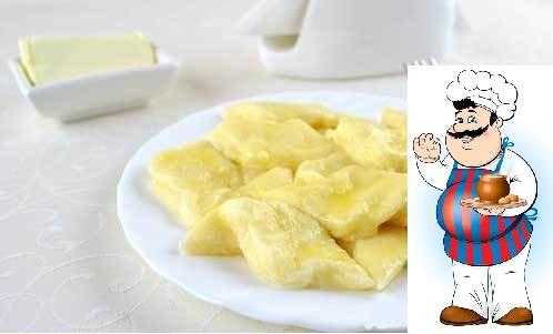 Рецепт ленивых вареников с творогом