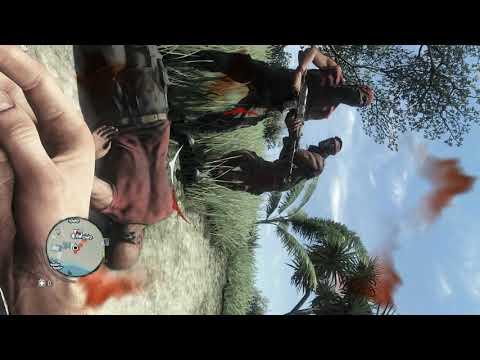 Far Cry 3 05 Прохождение на русском, без коментариев.