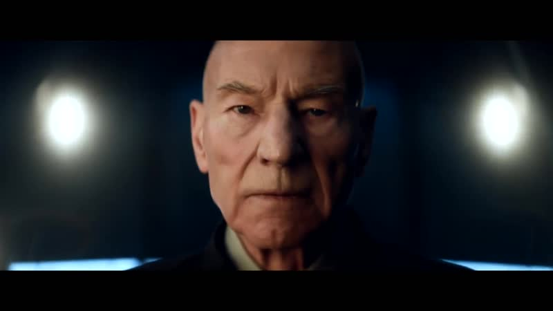 Звездный путь Пикард Стартрек Пикард Star Trek Picard.1 сезон.Тизер (2019) [1080p]