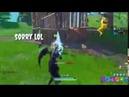 Gameplay kills with different kind of weapons Fortnite