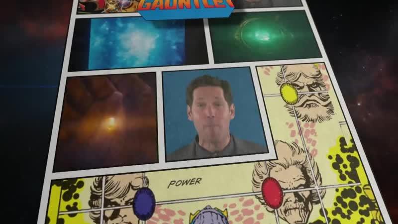 Avengers Endgame Cast Sings We Didn t Start the 720P HD mp4