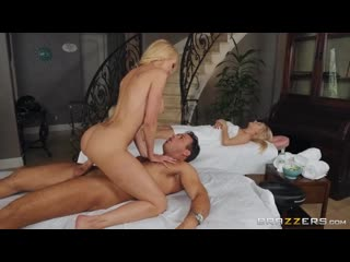 Brazzers - Milfs Like It Big - Mom Fucked The Masseur  Brandi Love Chad White