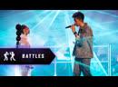Lara Dabbagh vs Zeek Power Lovely The Voice Australia 2019