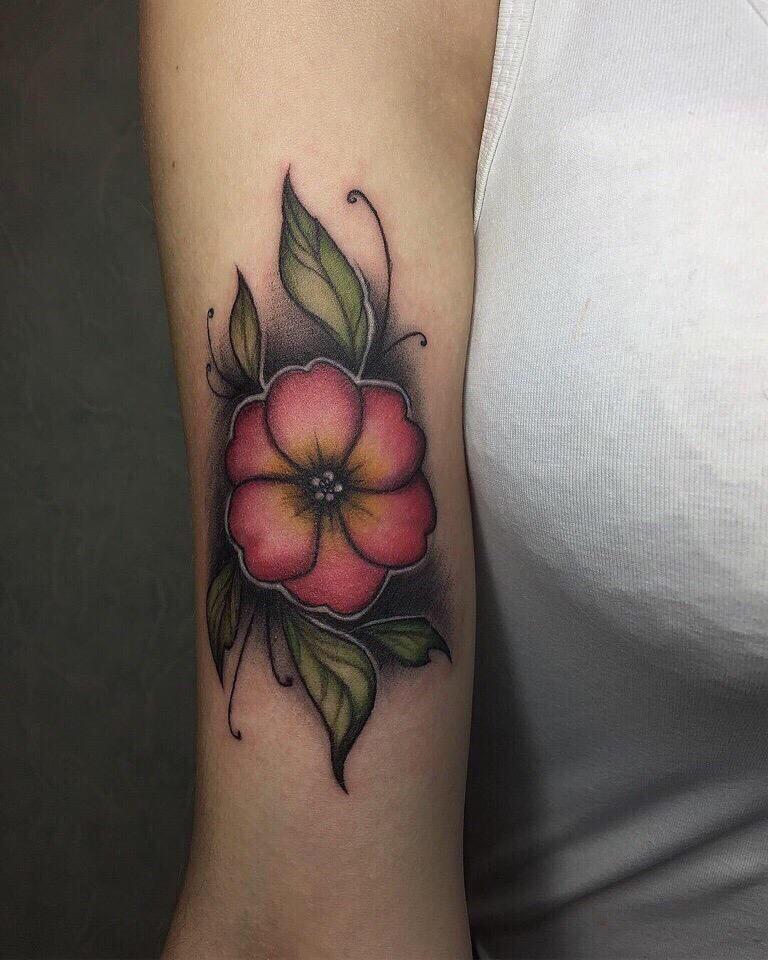 ✨Нужны модели на татуировку, для пополнения портфолио.