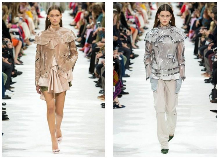 Космическая валентинка: «неземной» показ Valentino на Неделе моды в Париже