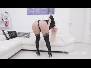 Blanche Bradburry [PornMir, ПОРНО, new Porn, HD 1080, DAP, Gape, Interracial, DP, Big tits, Toys, Gangbang, Anal]
