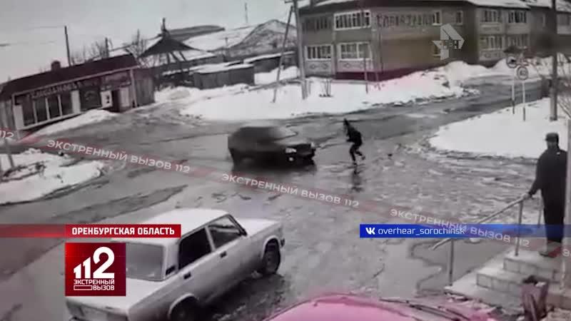 Это не случайный наезд, а способ и орудие убийства!