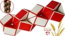 Smiggle Snake puzzle Spikelet. Rubik snake Braid. Rubik's Twist. Magic Rubik's snake 24. Autism toy