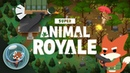Super Animal Royale Trailer 2 64 adorably murderous animals fight for FURvival