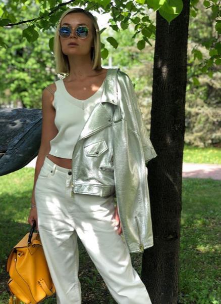 Полина Гагарина продолжает эксперементы со стилем!