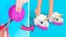 Миниатюрные игрушки-антистресс для Барби / 11 лайфхаков и поделок для Барби