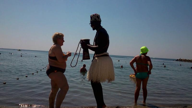 ЧЕРНОЕ МОРЕ ДЖУБГА пляж