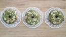 Cake Donat Green Tea Almond Suka Suka Amel