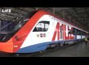 Поезда Иволга готовят к запуску по МЦД