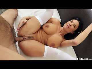Anissa Kate - Plugged French Maid