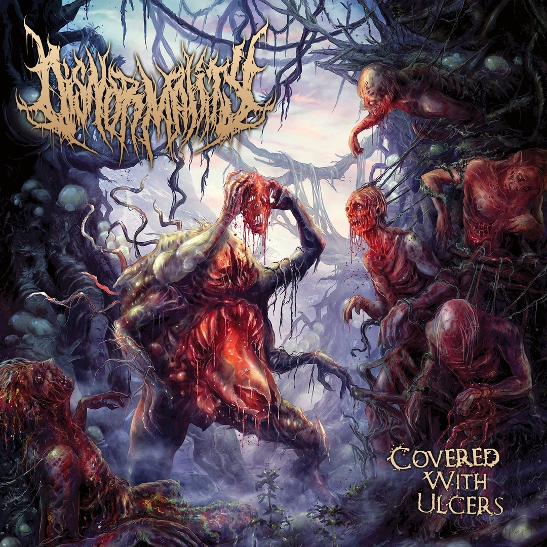 Disnormality - Covered With Ulcers