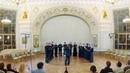 Величание прп Сергию Радонежскому для пятиголосного хора Ex Libris Ensemble рук Даниил Саяпин