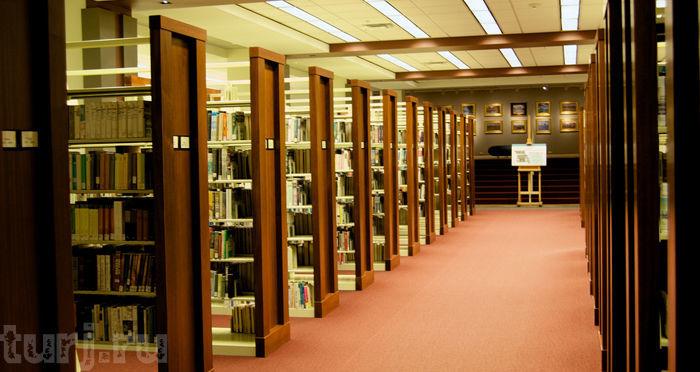 США, Улица-библиотека в Канзасе