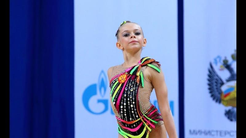 Anna Popova - ClubsYoung gymnasts-2019 AA 20.85