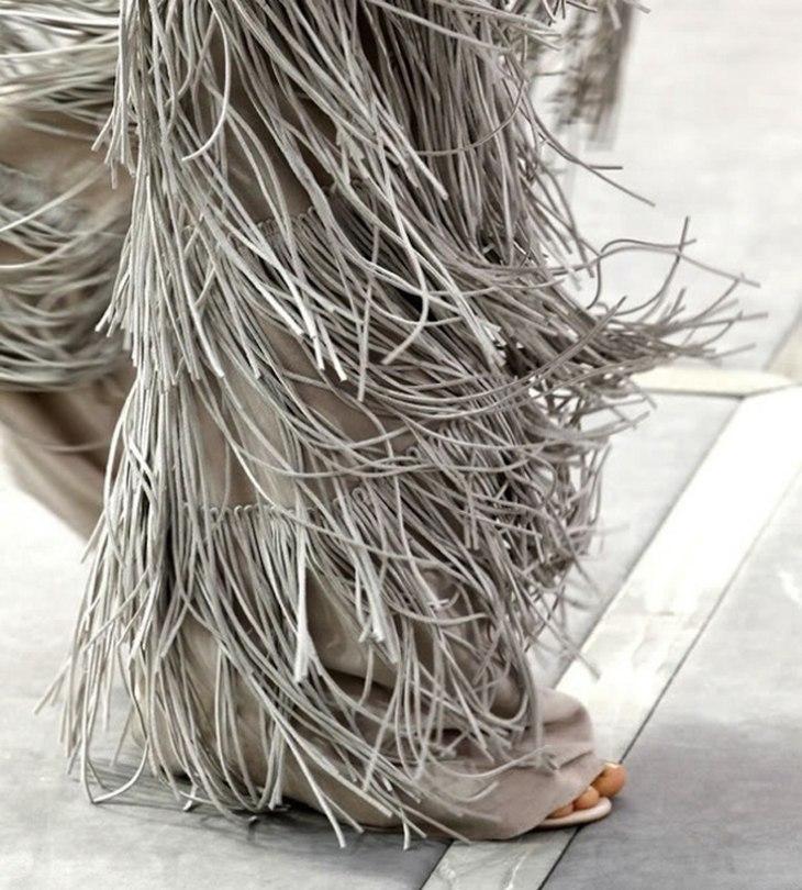 #Детали_кроя: идеи применения бахромы в одежде