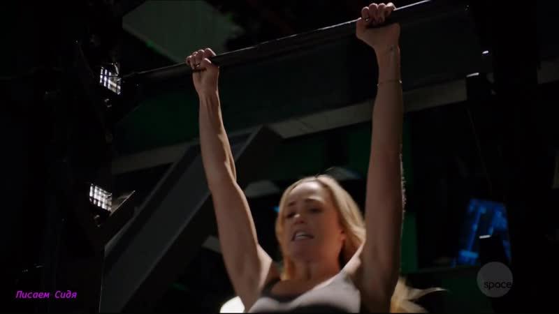 Sara Lance (Caity Lotz) Стрела   Arrow   7 сезон 18 серия