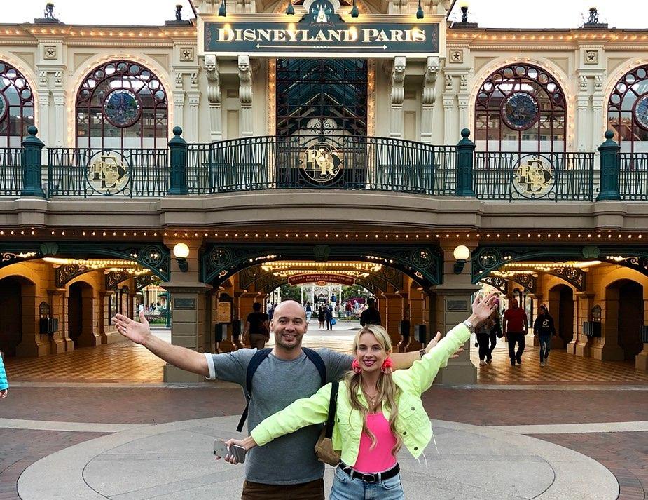 Андрей и Кристина Черкасовы путешествуют по Европе