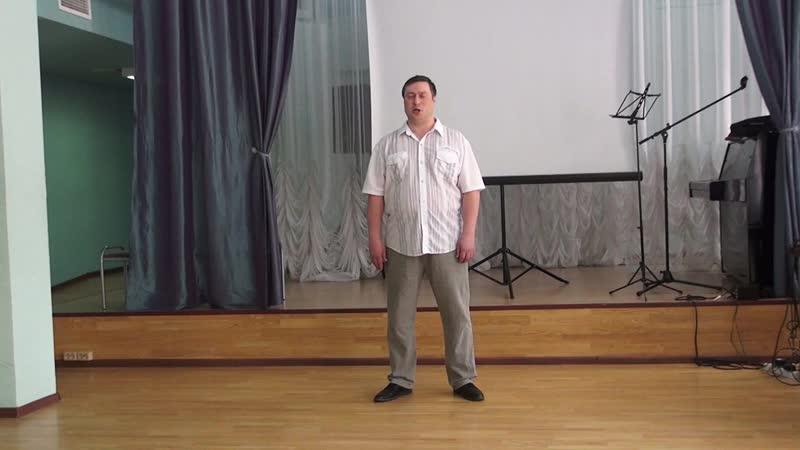 Ария Князя Игоря(«Князь Игорь» — опера русского композитора А. П. Бородина).