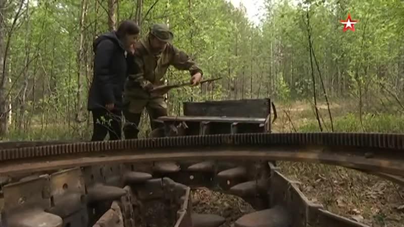 Летопись войны поисковики РГО обследуют леса в Мурманской области