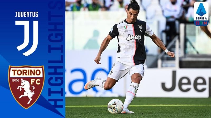 Juventus 4 1 Torino Ronaldo and Dybala Score as Juve Secure Comfortable Win! Serie A TIM