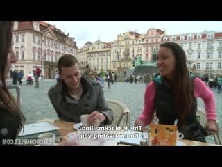 Czech: Czech Couples 12 (porno,sex,pickup,public,swinger,money,f