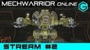 MECHWARIOR online. Хорошая идея для War Robots. Роботы МИшени и Тесты.