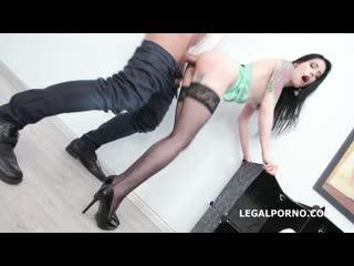 Anna de Ville порно porno sex секс anal анал porn минет