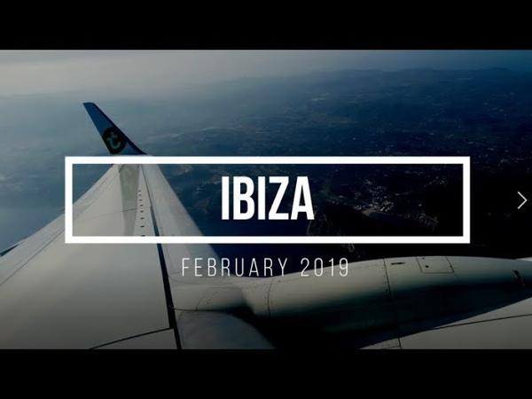 Ibiza in the winter 2019 4K UHD